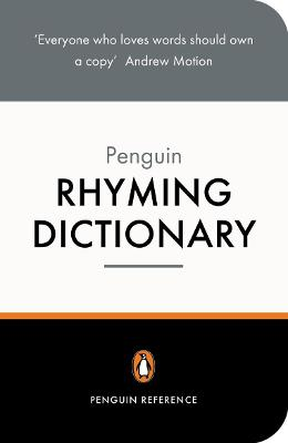 Penguin Rhyming Dictionary book