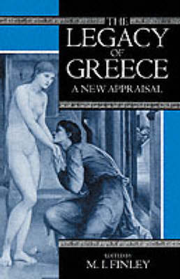Legacy of Greece book
