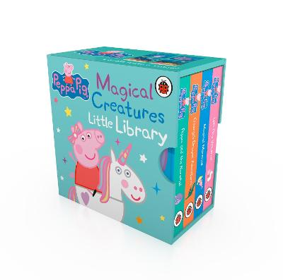 Peppa's Magical Creatures Little Library book
