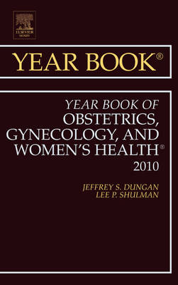 Year Book of Obstetrics, Gynecology and Women's Health book