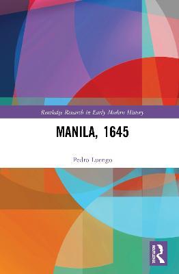 Manila, 1645 book