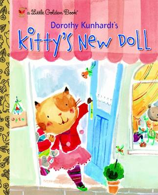 Kitty's New Doll book