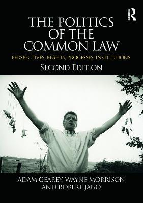 Politics of the Common Law book