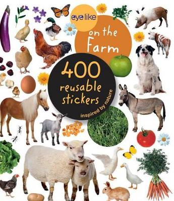 Playbac Sticker Book: On The Farm by PlayBac