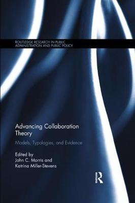 Advancing Collaboration Theory by John C. Morris