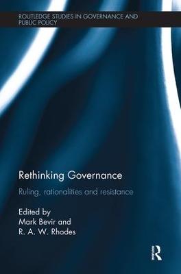 Rethinking Governance by Mark Bevir
