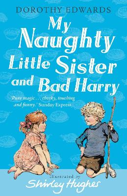 My Naughty Little Sister and Bad Harry book