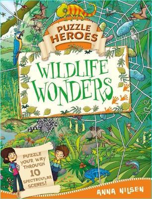 Wildlife Wonders by Anna Nilsen