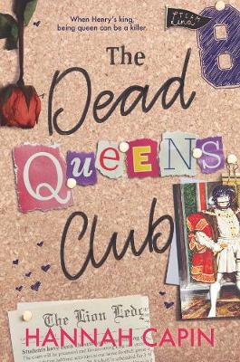 The Dead Queens Club book