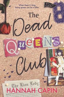 The Dead Queens Club book