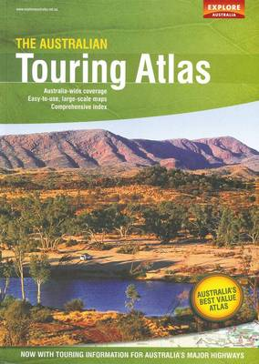 The Australian Touring Atlas book