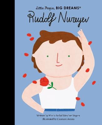 Rudolf Nureyev by Maria Isabel Sanchez Vegara