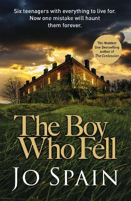 The Boy Who Fell book