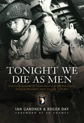 Tonight We Die as Men by Ian Gardner