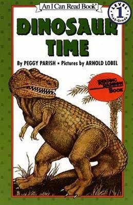 Dinosaur Time book