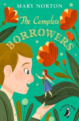The The Complete Borrowers by Mary Norton