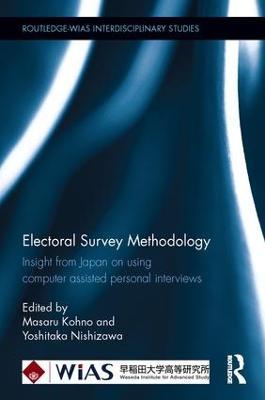 Electoral Survey Methodology by Masaru Kohno
