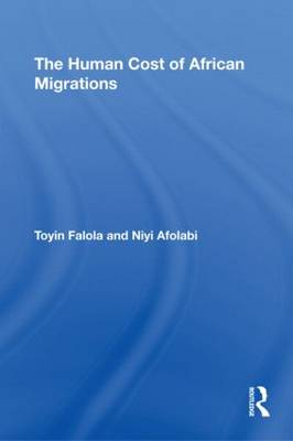 Human Cost of African Migrations book