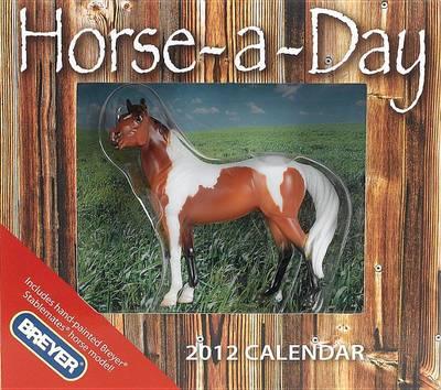 Horse-A-Day 2012 W/Toy by Daniel Johnson
