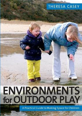 Environments for Outdoor Play book