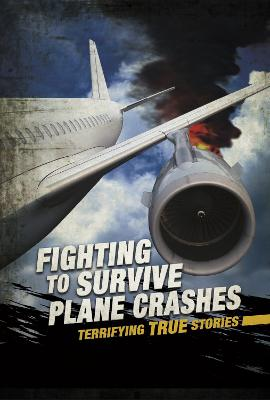 Fighting to Survive Plane Crashes: Terrifying True Stories by Sean McCollum