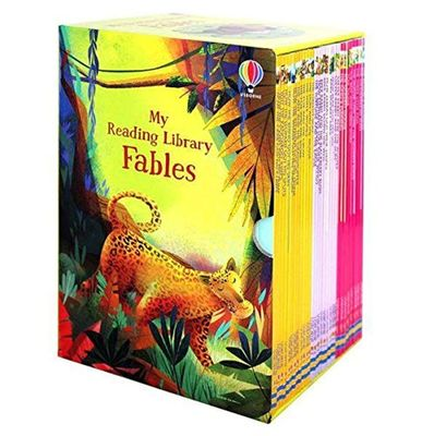 My Reading Library Fables book