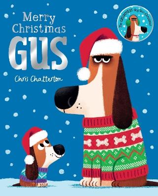 Merry Christmas, Gus book