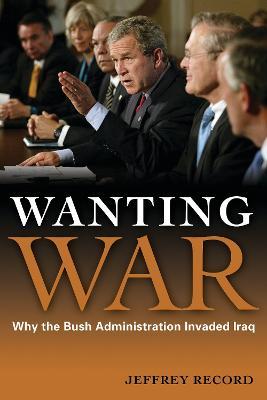Wanting War book