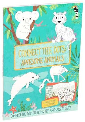 Connect the Dots: Awesome Animals by Courtney Acampora