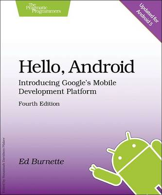 Hello, Android 4e by Ed Burnette