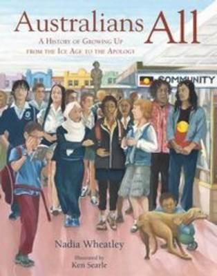 Australians All by Nadia Wheatley