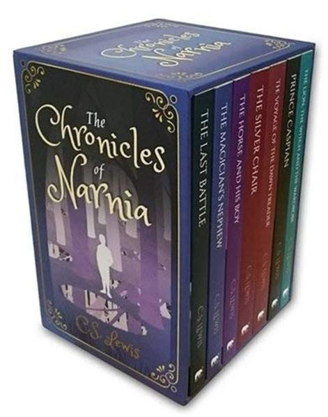The Chronicles of Narnia Complete book