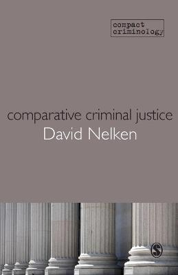 Comparative Criminal Justice book