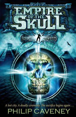Alec Devlin: Empire of the Skull book