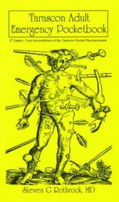 Tarascon Adult Emergency Pocketbook book