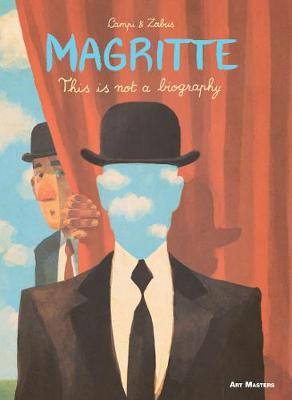 Magritte by Vincent Zabus