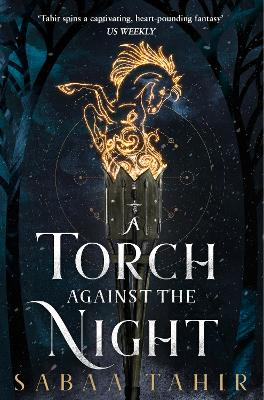 Torch Against the Night book