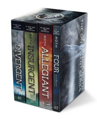 Divergent Series Set by Veronica Roth