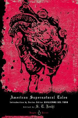 American Supernatural Tales book