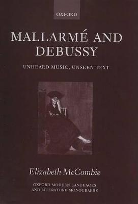 Mallarme and Debussy book