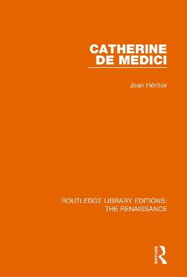 Catherine de Medici by Jean Heritier