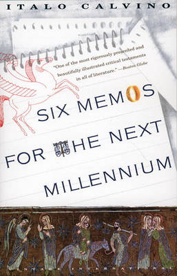 The Six Memos for the Next Millennium by Graham Marsh
