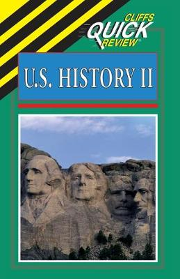 Cliffsquickreview: United States History II book