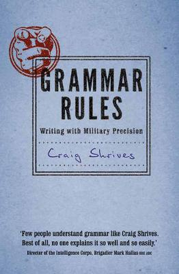 Grammar Rules by Craig Shrives