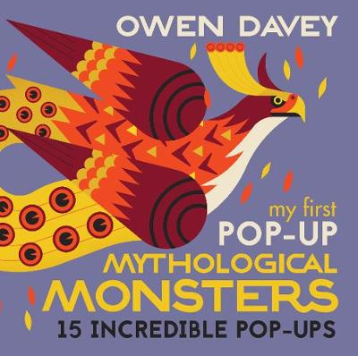 My First Pop-Up Mythological Monsters book
