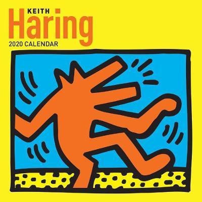 Keith Haring 2020 Wall Calendar by Keith Haring