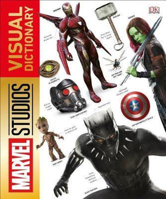 Marvel Studios Visual Dictionary by Adam Bray