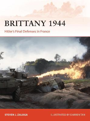 Brittany 1944 book