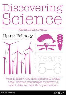 Discovering Science Upper Primary Teacher Resource Book book