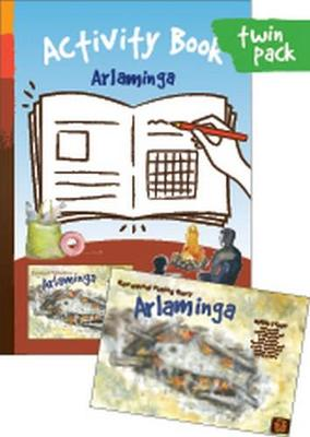 Barramundi Fishing Story, Arlaminga + Activity Book: Sections: Fun with Words; Grammar; Comprehension; Art & Culture; Science by Margaret James and Illustrated by Various